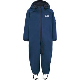 LEGO wear Lwserles 761 Softshell Suit Kids, blauw